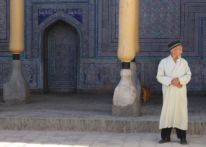 Man in Madrassah