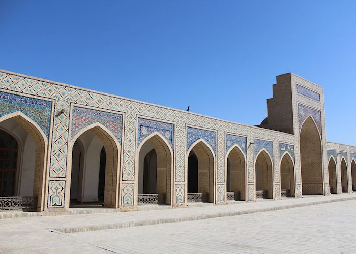 Madrassah in Bukhara