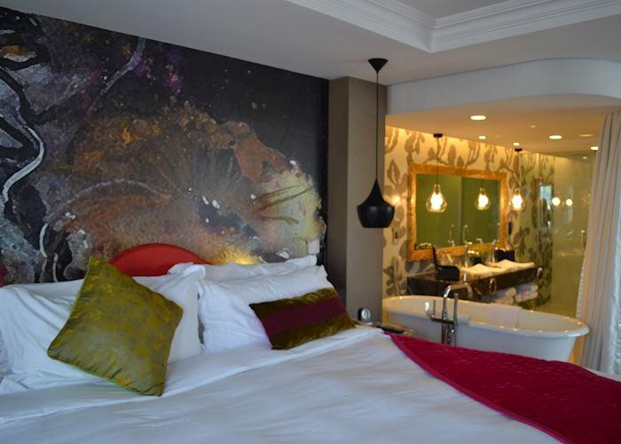 Suite Bedroom, Hotel de l'Opera, Hanoi