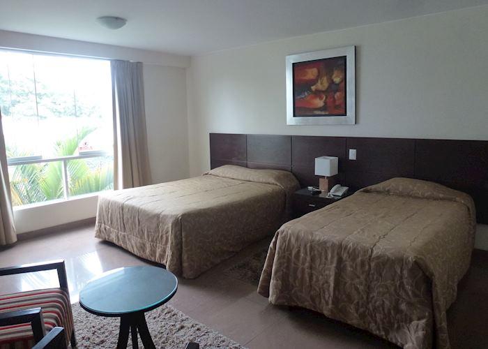 El Tambo, Lima Twin room