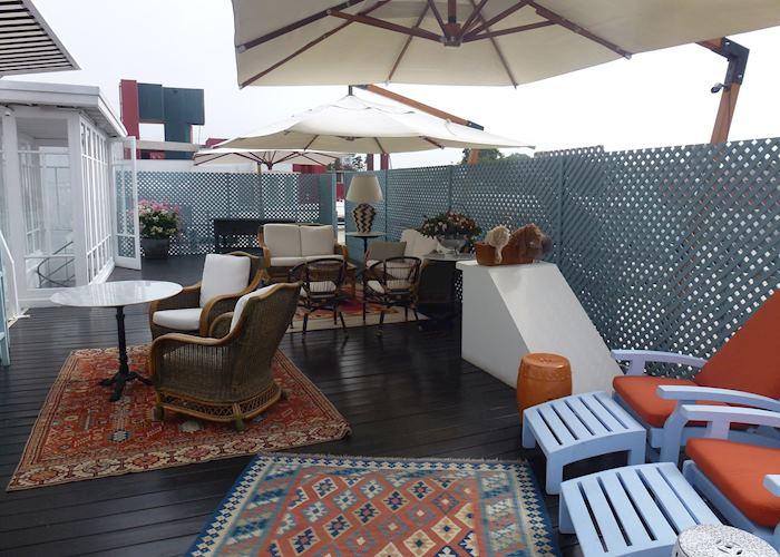 Hotel B, Lima Roof Terrance
