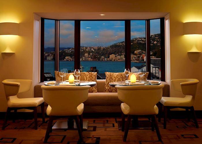 Club Lounge, InterContinental Wellington