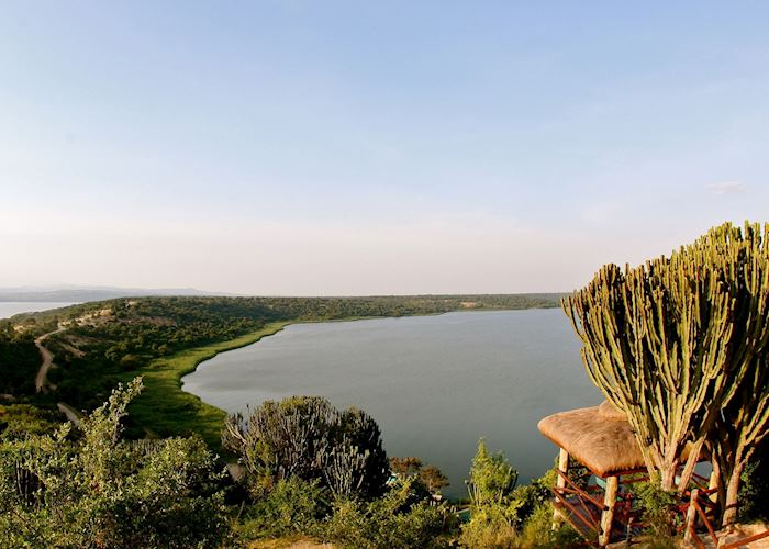 Mweya Safari Lodge, Queen Elizabeth National Park
