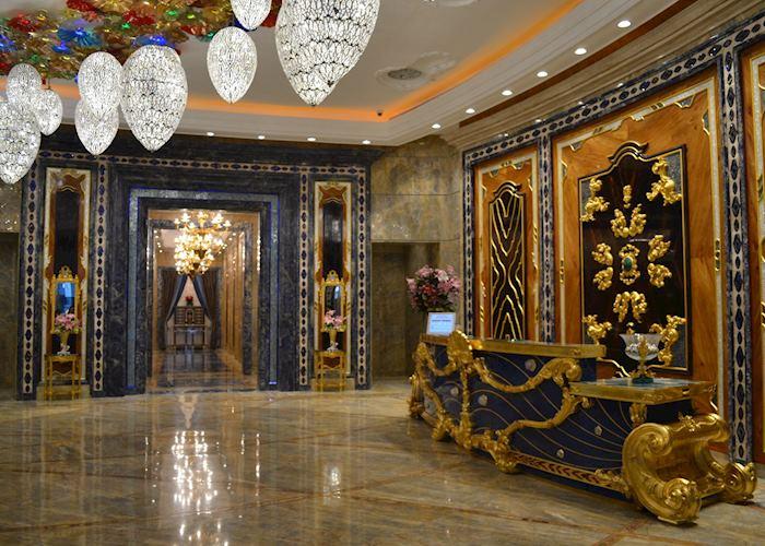 Lobby, The Reverie, Saigon