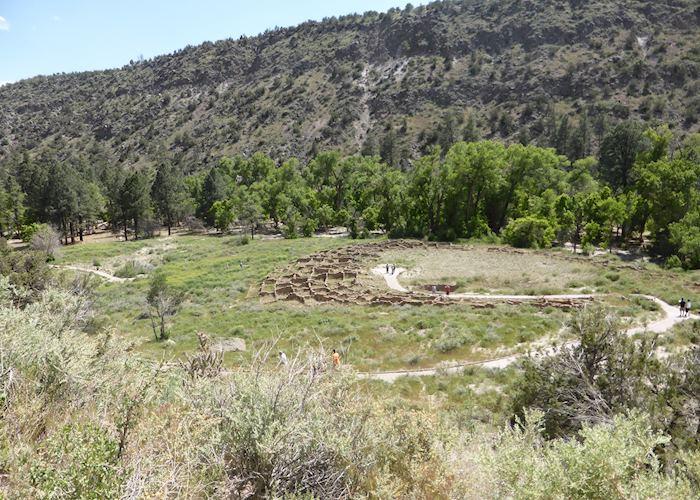 Bandelier National Monument, near Santa Fe