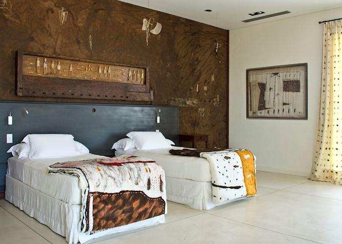 Suite, Estancia Vik
