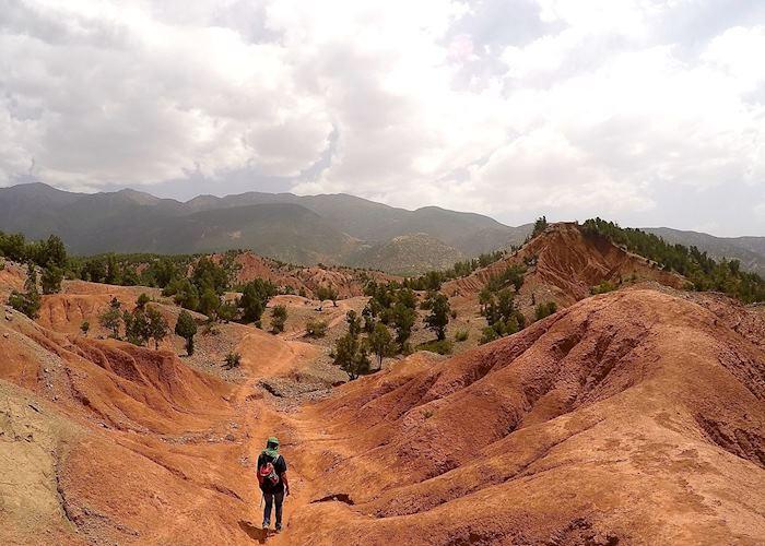 High Atlas Mountains, High Atlas Mountains