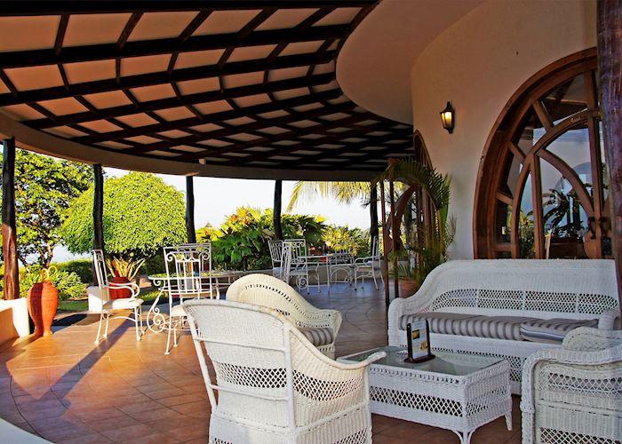Royal Palm Hotel, Galapagos Islands