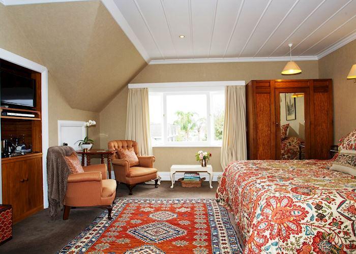 Ahuriri Room, Cobden Garden Homestay, Napier