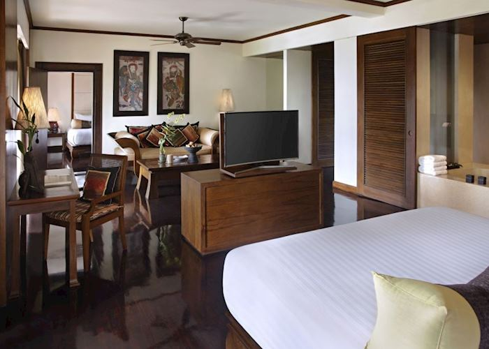 Anantara three country view family suite