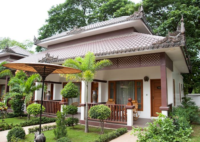 Villa at Yadanarpon Dynasty Hotel, Mandalay