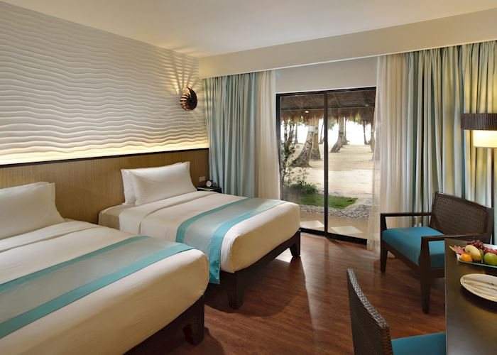 Deluxe Beachfront, South Palms Resort, Bohol