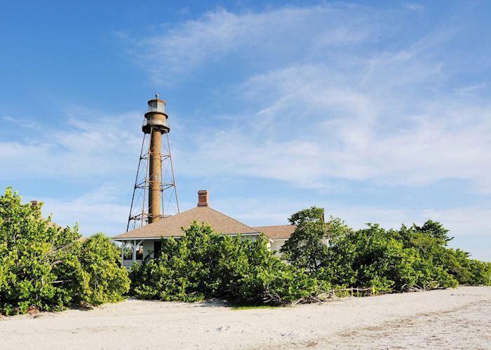 Lighthouse, Sanibel Island, Florida