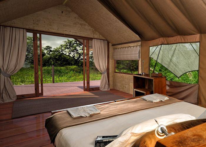 Galapagos Safari Tented Camp, Galapagos Islands
