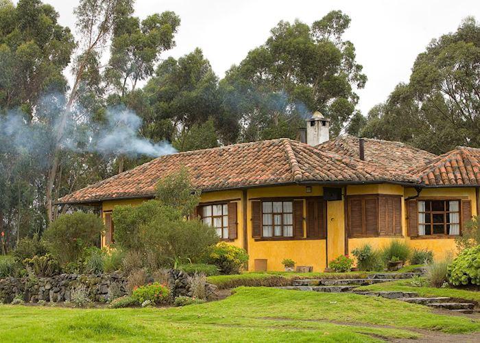 Casito del Callo, Hacienda San Agustin de Callo, Cotopaxi