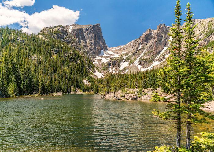 Hallett Peak, Rocky Mountain National Park