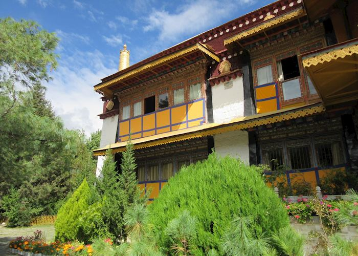 The Dalai Lama's Summer Palace