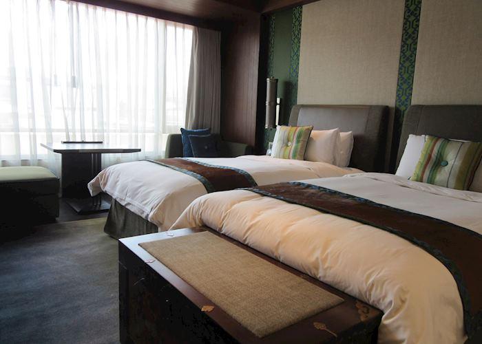 St Regis Lhasa Deluxe Twin Room
