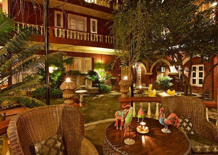 Svaasa courtyard, Amritsar
