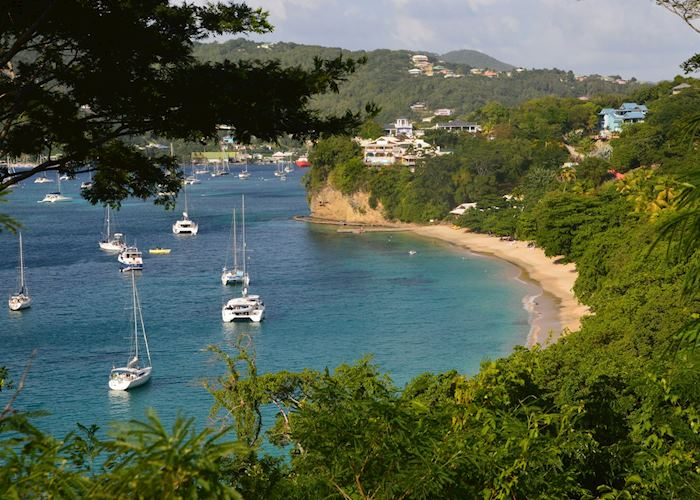 Princess Margaret Beach, Bequia, St Vincent & The Grenadines