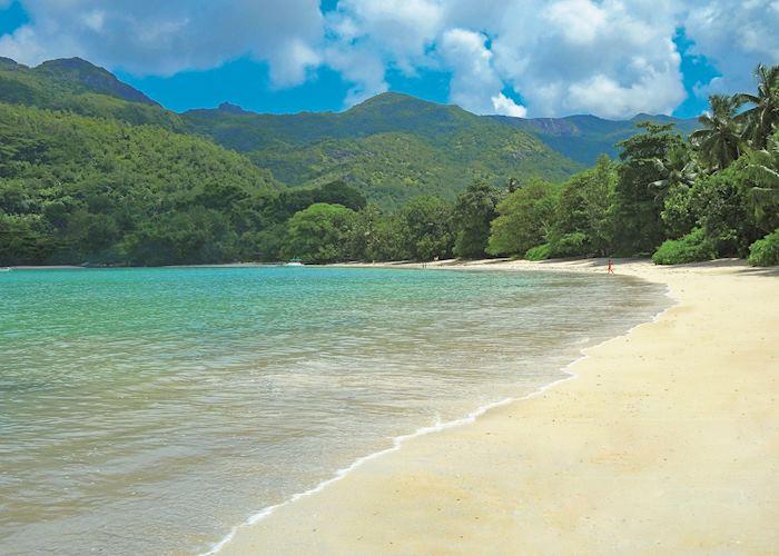 Beach, Constance Ephelia Resort, Mahe