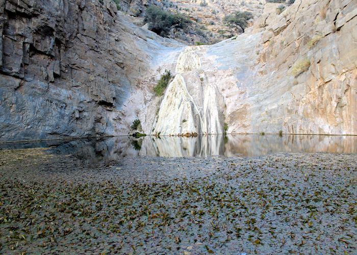 Wadi Sarab dam
