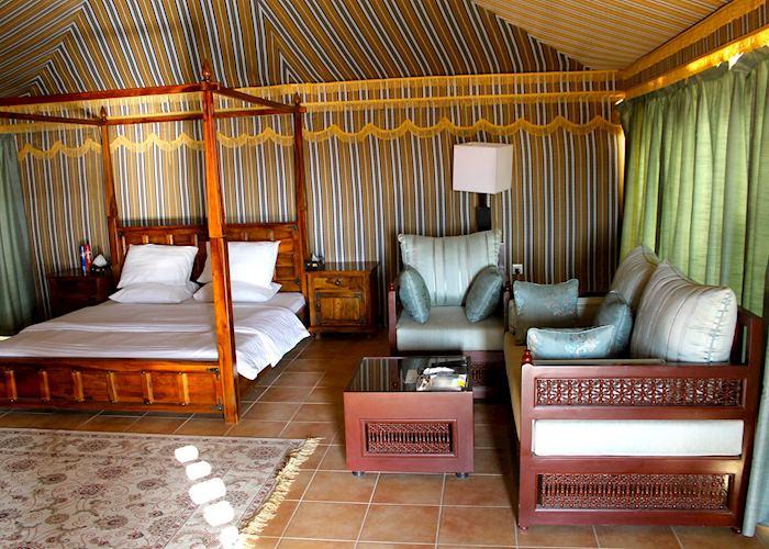1000 Nights Camp, Ameer tent