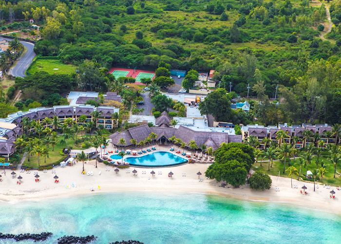 Aerial View, Sands Suites Resort & Spa, Mauritius