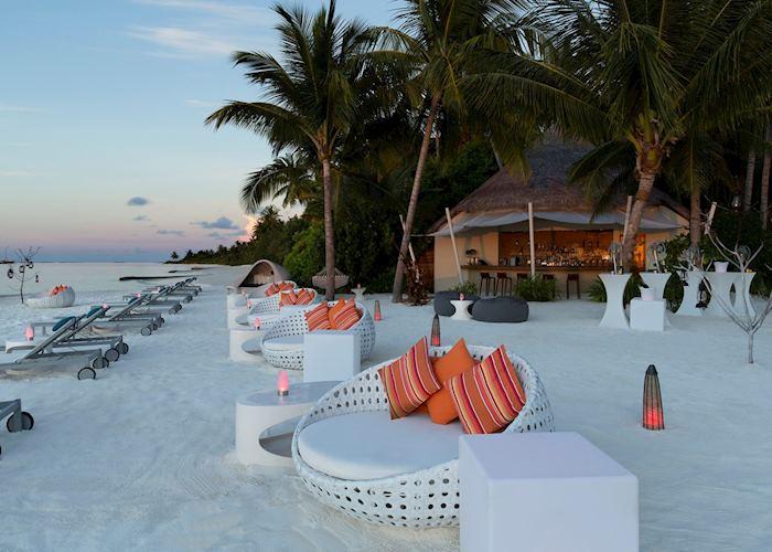 Dune bar, Niyama, Maldive Island