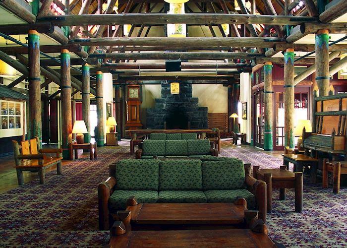 Paradise Inn, Mount Rainier National Park