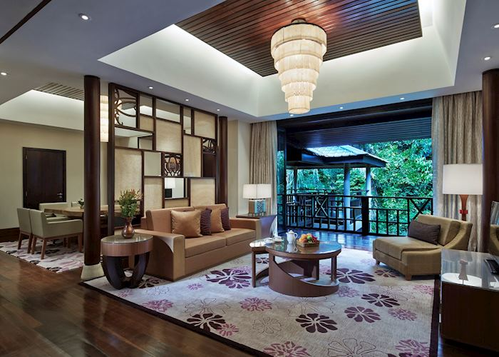 Presedential Suite, Mulu Marriott