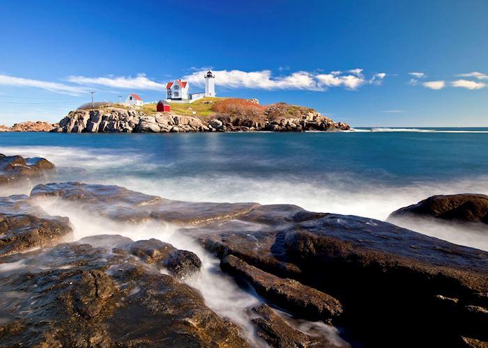 Maine Coast USA