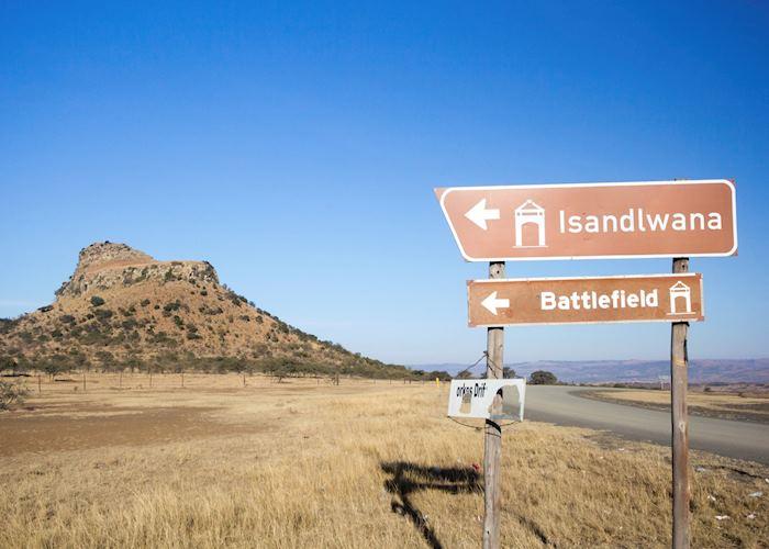 Isandlwana in KwaZulu-Natal South Africa Battlefields