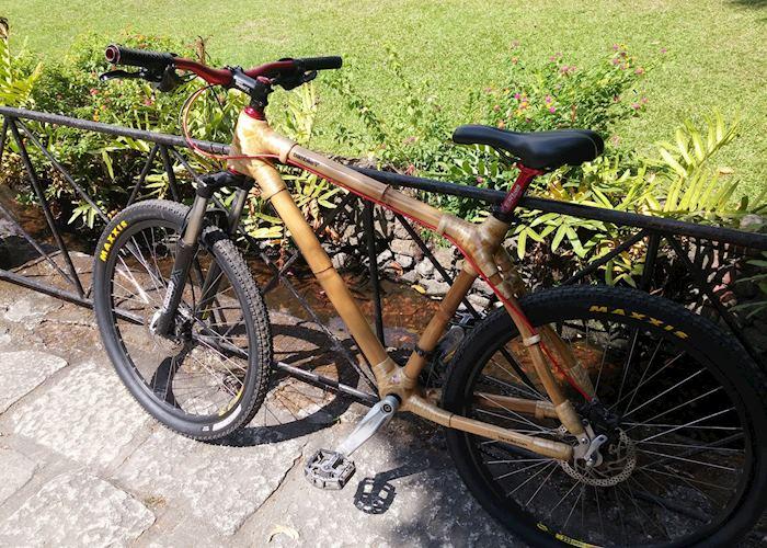 Bamboo bike, Intramuros