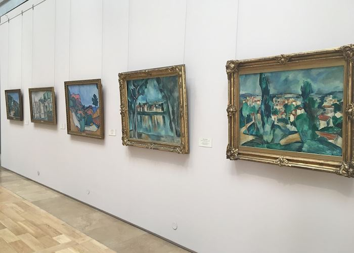 Impressionist Galleries of the General Staff Museum