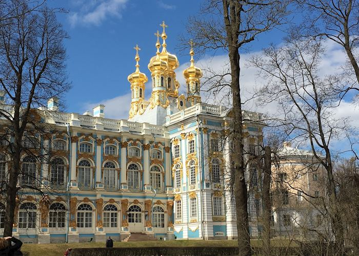 Summer Palace of Catherine the Great