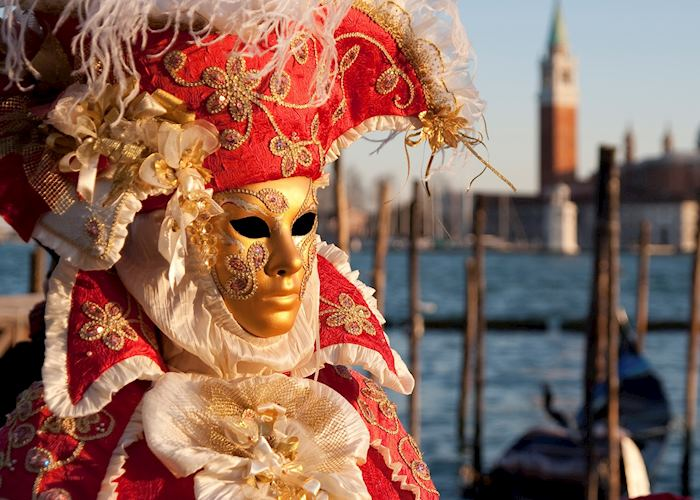 Traditional Mask, Venice