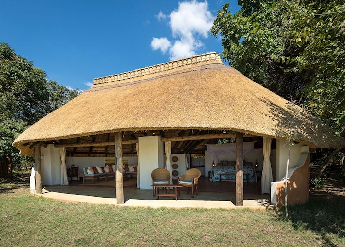 Nkwali Safari Camp, South Luangwa National Park