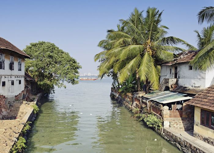 Local homes, Cochin