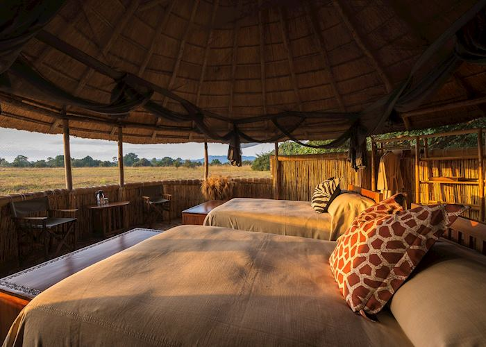 Kuyenda Bushcamp, South Luangwa National Park