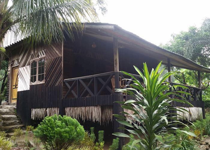 Jungle Lodge, Tangkahan, Sumatra