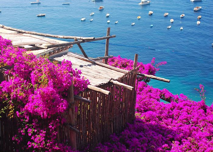Sea view, Positano, Amalfi Coast