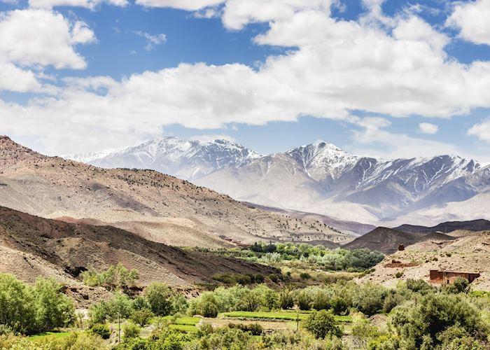 Errachidia Oasia, High Atlas Mountains