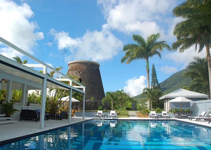 Pool, Montpelier Plantation & Beach, Nevis