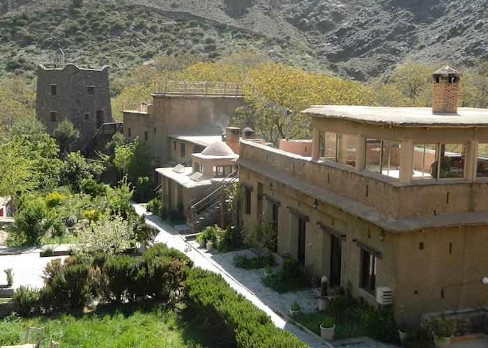 Kasbah du Toubkal, High Atlas, Morocco