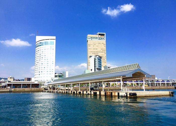 Takamatsu Ferry Port