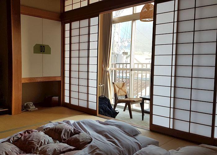 Shimaya Ryokan, Yudanaka