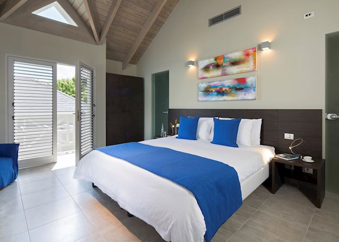 Two Bedroom Penthouse Suite, South Point Antigua, Antigua