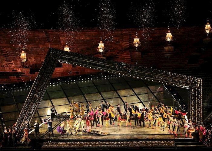 Verona Opera Performance