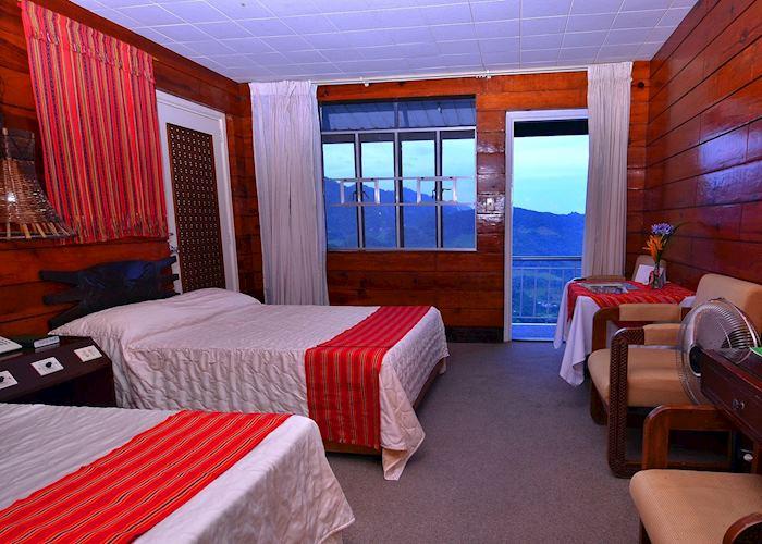 Deluxe room, Banaue Hotel